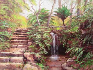 The Dell, Kirstenbosch - W94cm X H73cm R18,000